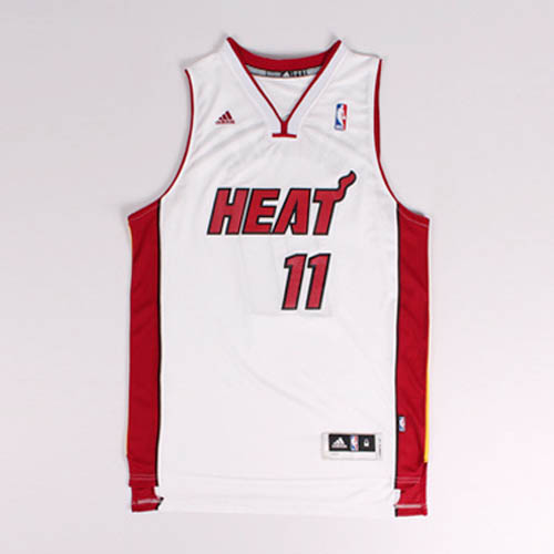 Camisetas nba del blanco Nickname Birdman Chris Andersen Miami Heat