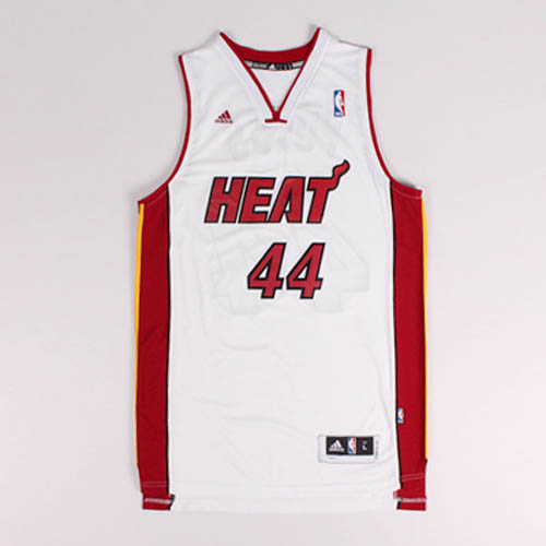 Camisetas nba del blanco Nickname Potus Michelle Obama Miami Heat