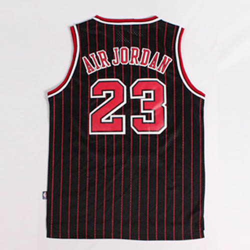 Camisetas nba del negro rojo Nickname Air Jordan Michael Jordan Chicago Bulls