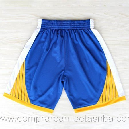Pantalones baloncesto nba azul Golden state Warriors