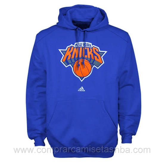 Sudaderas nba baratas azul New York Knicks